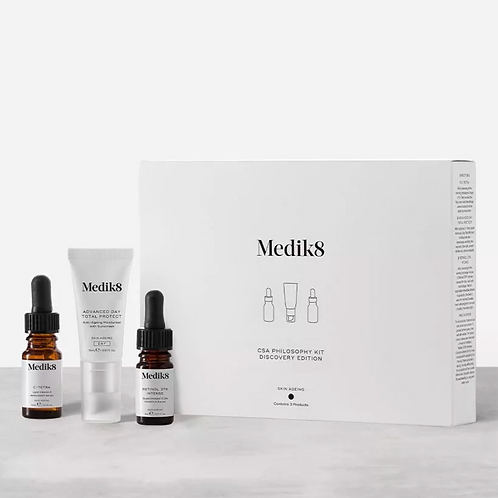 Medik8 - CSA PHILOSOPHY KIT - DISCOVERY EDITION
