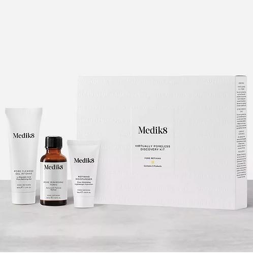 Medik8 - VIRTUALLY PORELESS DISCOVERY KIT