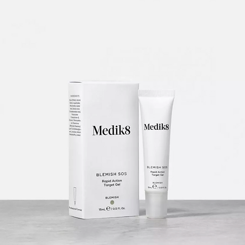 Medik8 - BLEMISH SOS™ Rapid Action Target Gel