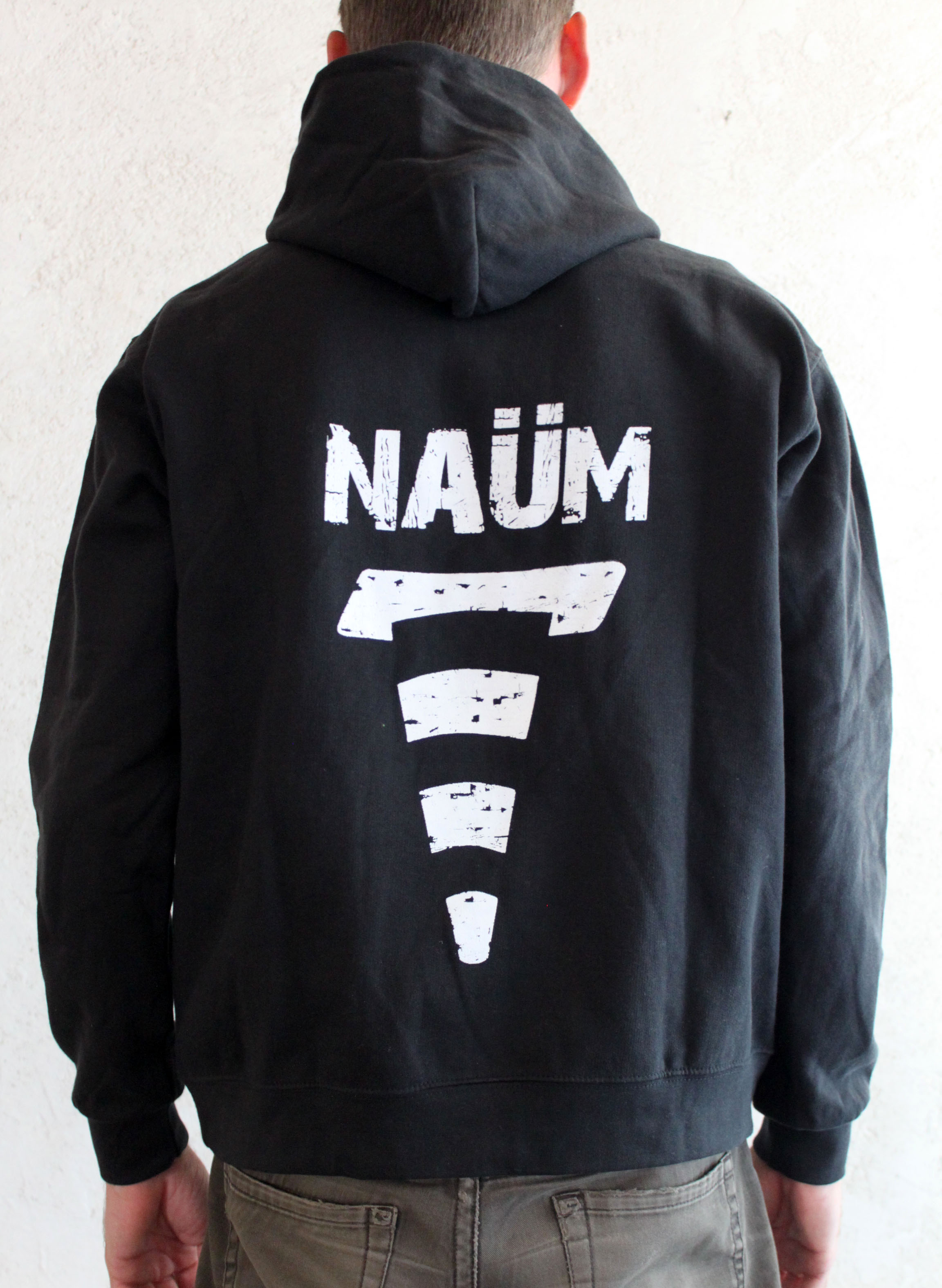 Sweat NAÜM (verso)