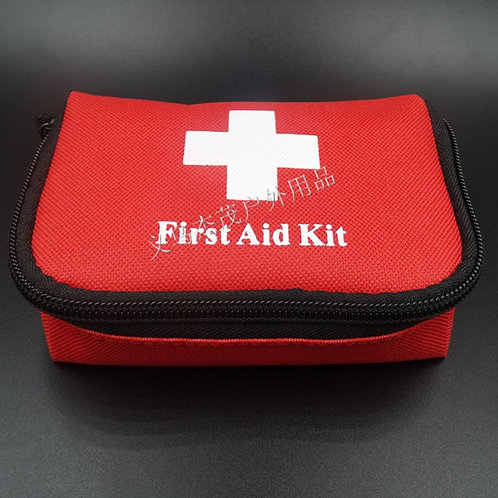 Hot Sell First Aid Kit Mini Car First Aid Kit Bag Outdoor Emergency