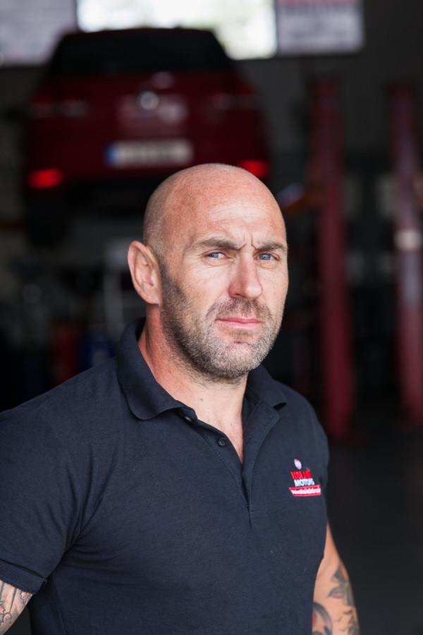 Chris Nolan Mechanic Balbriggan