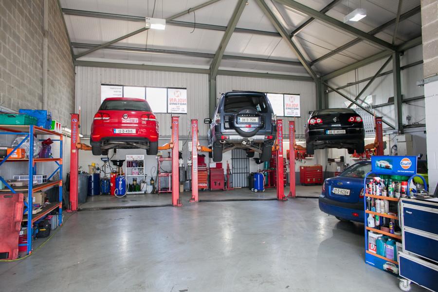 Garage Balbriggan