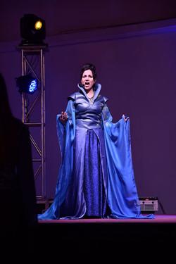 Musical personaje lady Montesco