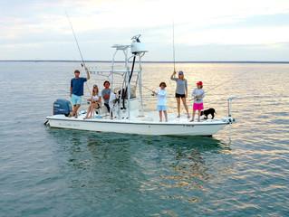 Santa Rosa Beach Fishing Charter | Spring Break 2019