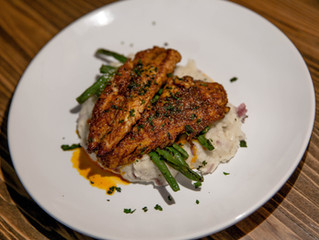Inside The 30A Guide Service Kitchen: Blackened Redfish