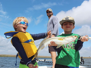 Spring Break Fishing
