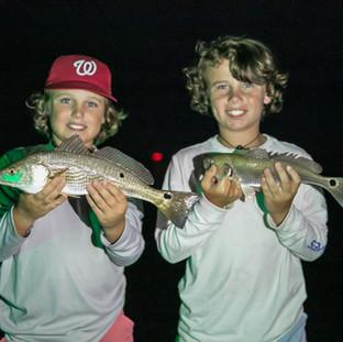 Family Fishing Trip 30A
