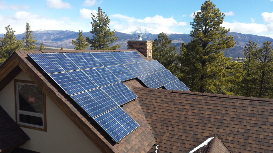 Large Roof Solar