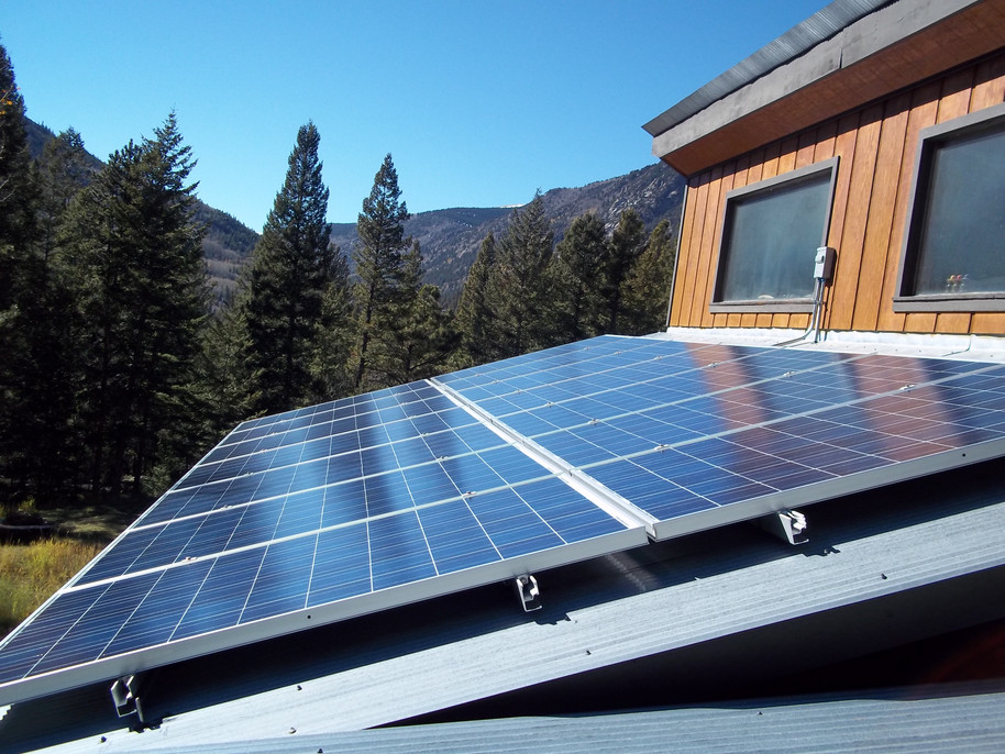 Off-Grid Cabin Power