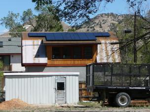 Grid-tie renewable energy system