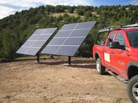 Off-Grid Power in Central Colorado