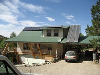 Off-Grid Solar Power