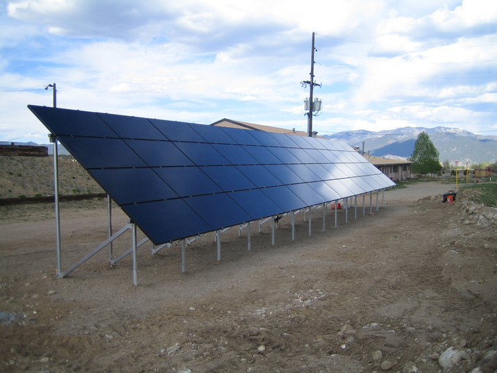 Commercial Solar Array