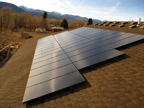 Renewable energy Solutions for Central Colorado