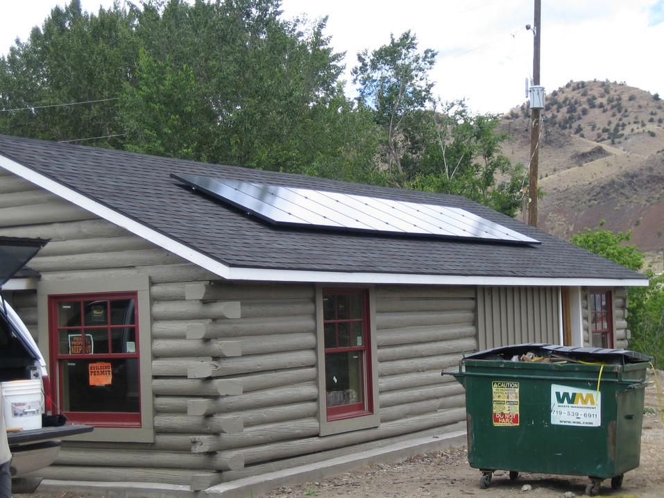Renewable Energy for Salida, Colorado