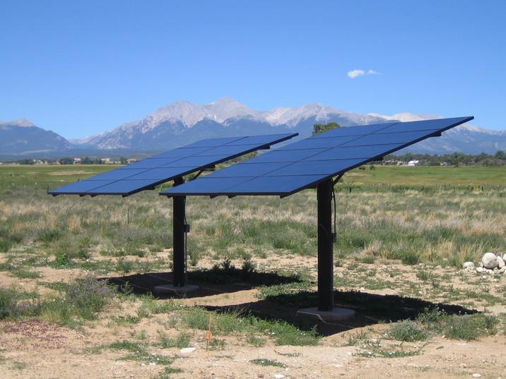 Solar Energy in Chaffee County