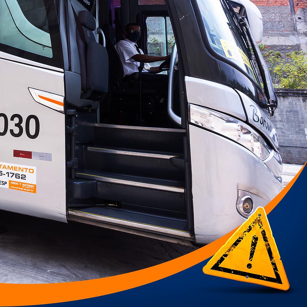 Saiba como ter uma viagem de ônibus segura