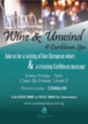 Wine & unwind