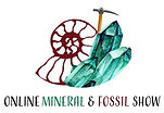Online Minera and Fossil Show loo