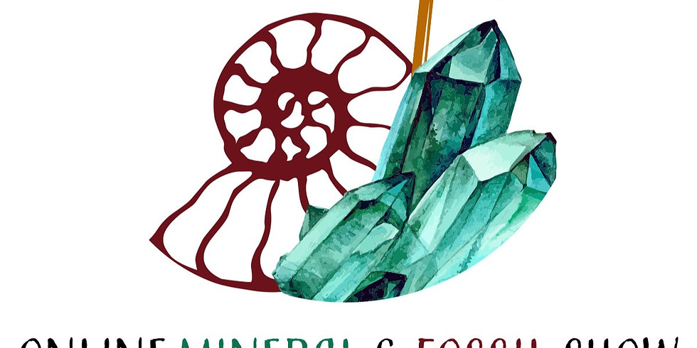 Online Mineral and Fossil Show