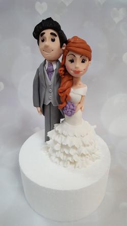 Wedding Couple Topper