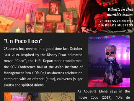 Company Newsletter Oct-Nov | 2019