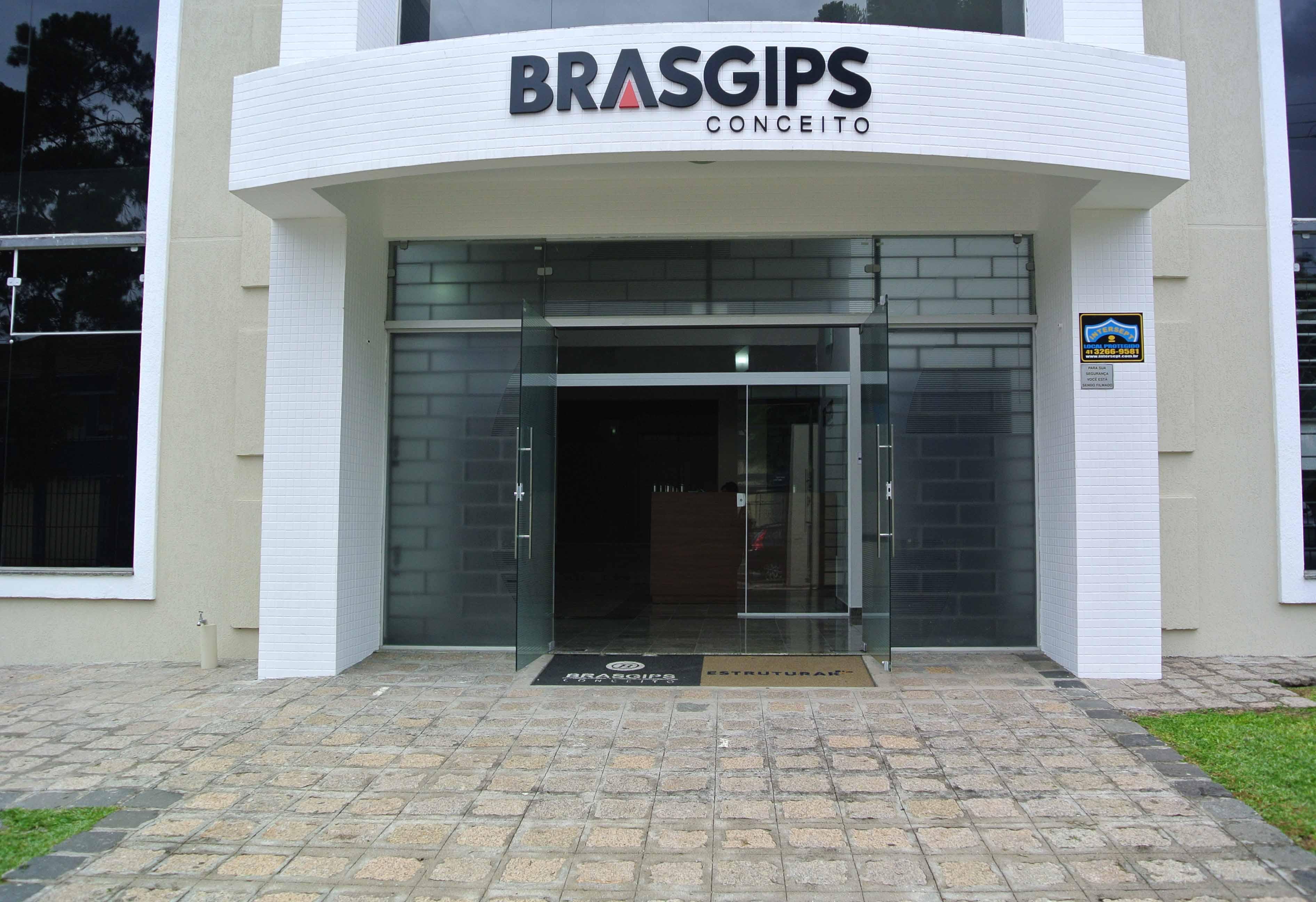 Brasgips-Conceito