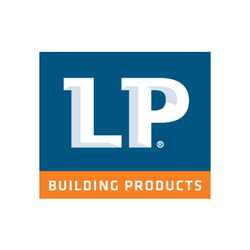 Logotipo LP Telhados