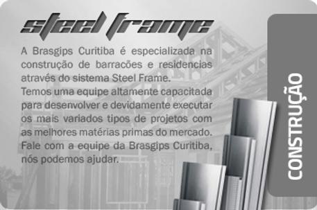 Steel Frame Curitiba Steel Framing Curitiba Preço Montagem Construção a Seco