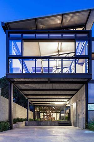 Casa em Steel Frame - Inspiração