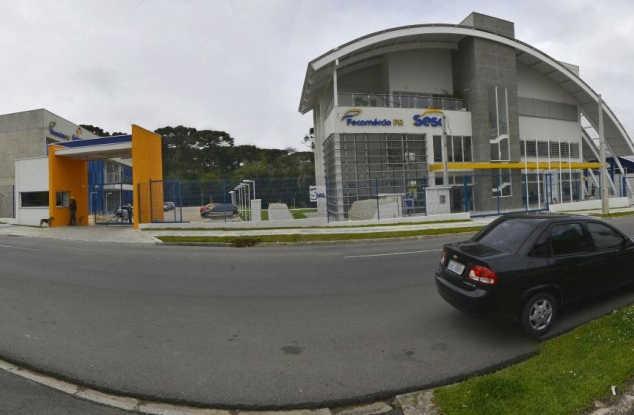 Sesc Fecomércio Curitiba - Obra Brasgips