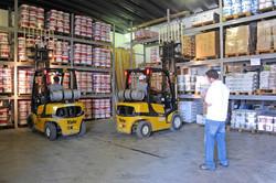 Centro Distribuição Brasgips Drywall
