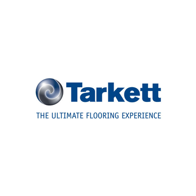Logotipo Tarkett Pisos