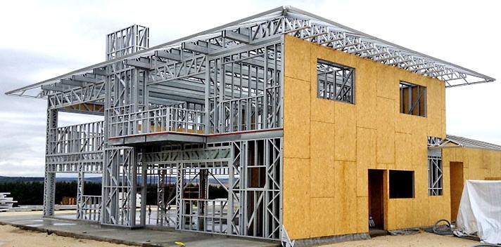 Steel Frame é na Brasgips Curitiba