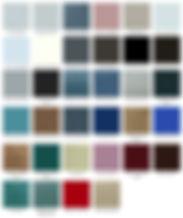 Amostra de cores de forros - Brasgips