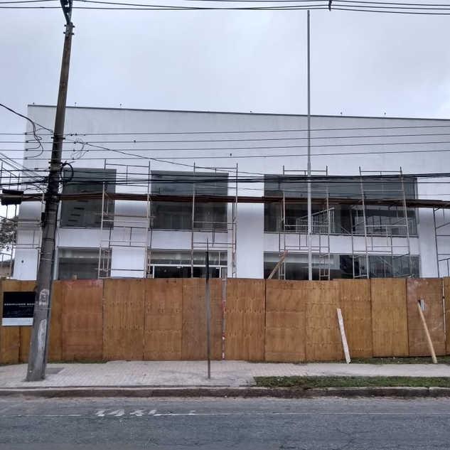Sicoob Portão Curitiba - Brasgips