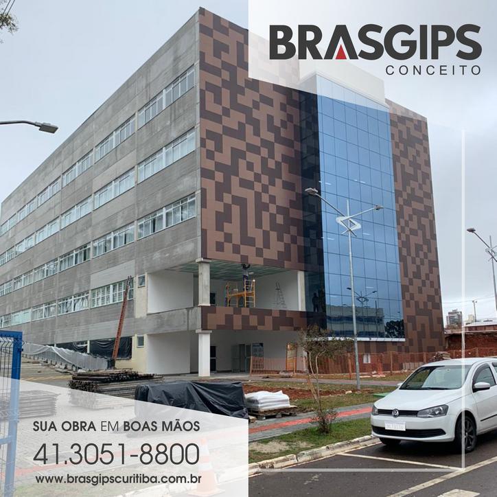 Obra Finalizada, Unicesumar - Curitiba/PR