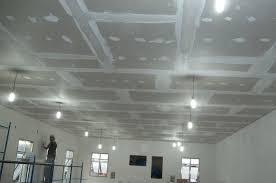 Montagem do Forro Drywall