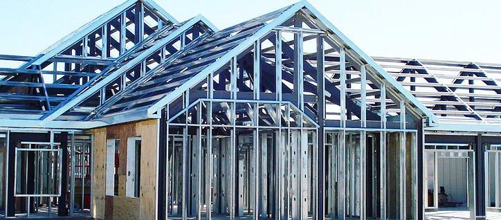 Você já pensou em construir com light steel frame?
