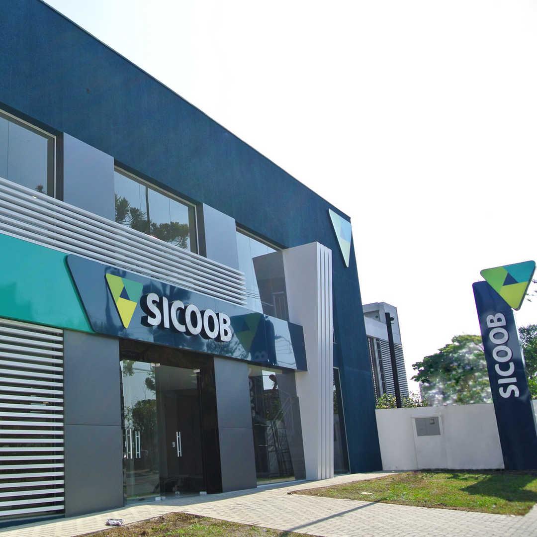Sicoob Portão Curitiba - Mais uma obra Brasgips
