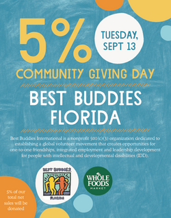 WFM Tallahassee event flyer