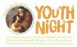Diocesan Youth Conference Logo