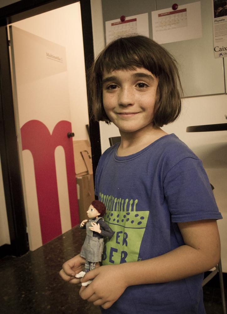 Candela, la voz de Violeta