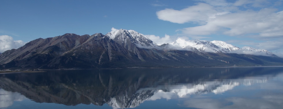Parc national Kluane, Yukon, Canada, REPÈRES