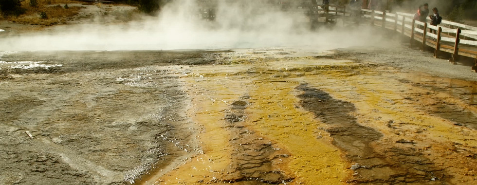Parc National Yellowstone, USA, NOMADES