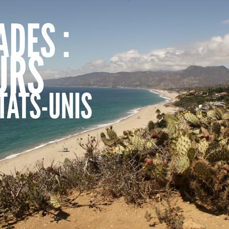 5 raisons de pas manquer la première de Nomades, le roadtrip américain rêvé!