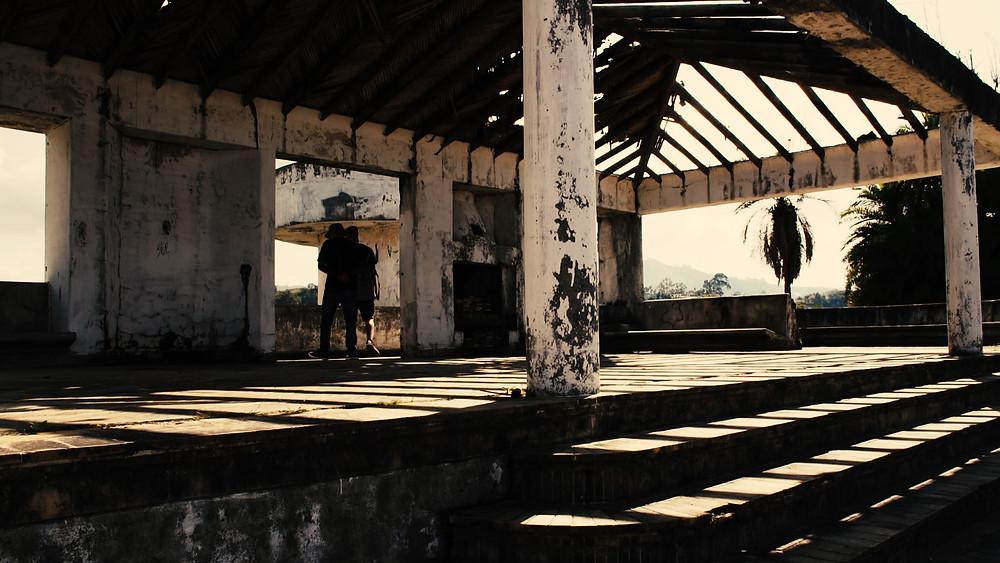 Finca la Manuela, maison de vacance de Pablo Escobar bombardé en 1993