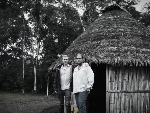 Forêt amazonienne en Équateur - réducteurs de têtes