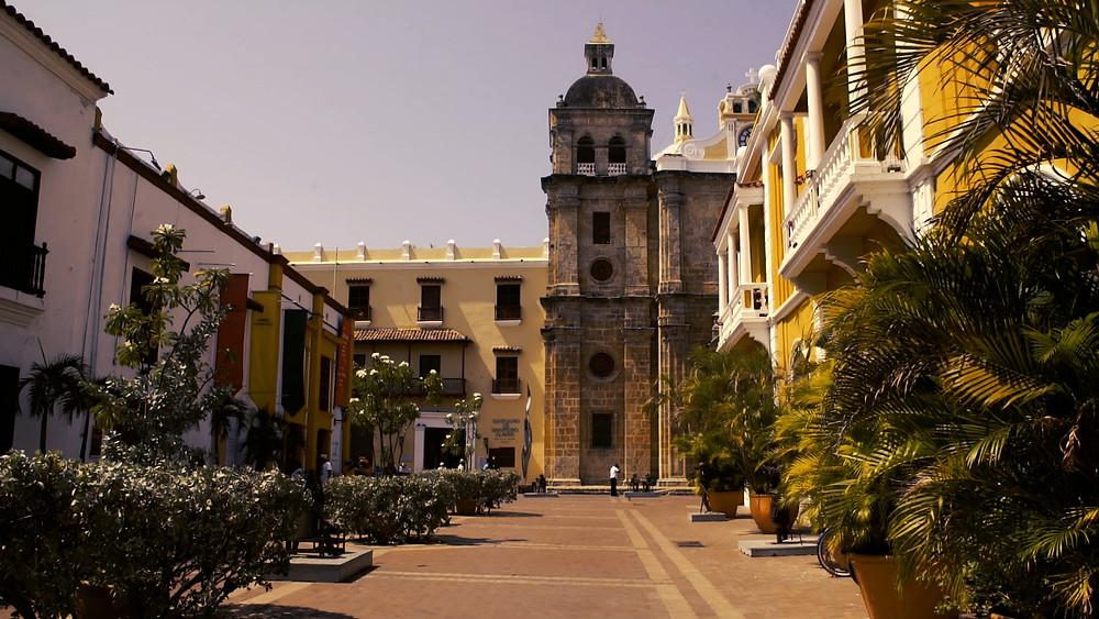 Église Saint-Pierre-Claver de Carthagène des Indes
